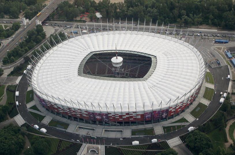 Mecz Polska - Anglia odbędzie się na Stadionie Narodowym w Warszawie /AFP