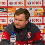 Mecz Polska - Czechy. Pavel Vrba: Nie da się zastąpić Lewandowskiego