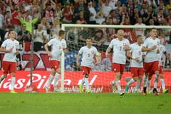 Mecz Polska - Holandia w obiektywie