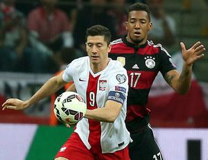 Mecz Polska - Niemcy 2-0 w eliminacjach Euro 2016