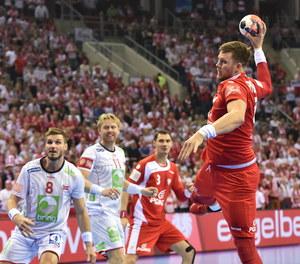 Mecz Polska - Norwegia 28-30 na ME w Krakowie. Relacja
