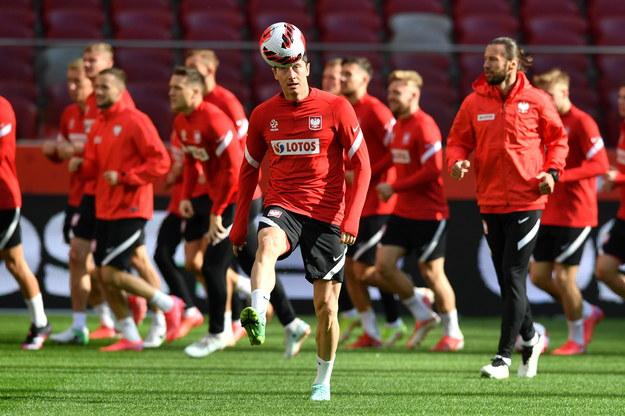 Mecz Polska - San Marino odbędzie w sobotę 9 października o godz. 20.45 w Warszawie /Radosław Pietruszka /PAP