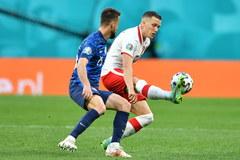 Mecz Polska - Słowacja w obiektywie