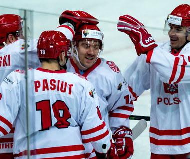 Mecz Polska - Słowenia 4-1 na MŚ w hokeju