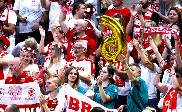 Mecz Polska-Słowenia. Wiadomo, o której zagrają nasi siatkarze