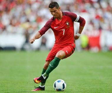 Mecz Portugalia - Islandia 1-1 na Euro 2016
