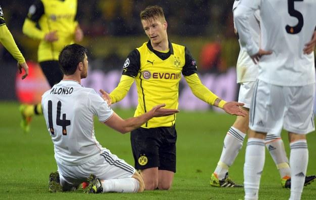 Mecz Real Madryt - Borussia Dortmund /BERND THISSEN /PAP/EPA