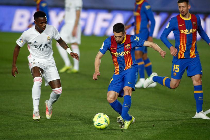 Mecz Real Madryt - FC Barcelona /ZUMA/NEWSPIX.PL /Newspix