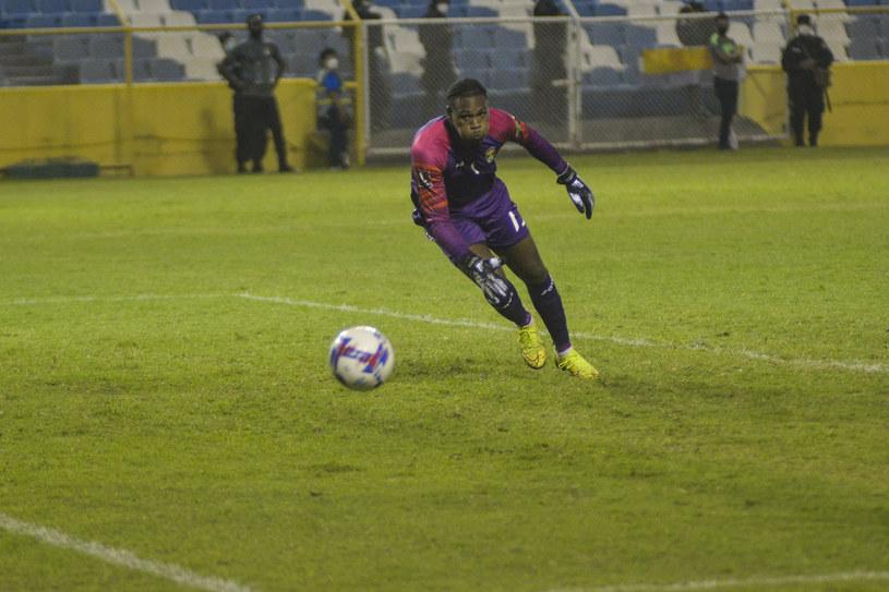 Mecz Salwadoru z Grenada w CONCACAF /ZUMA /Newspix