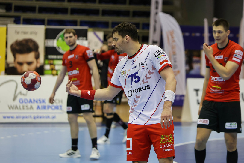 Mecz sezonu 2020/21 PGNiG Superligi Torus Wybrzeze Gdansk - MMTS Kwidzyn /Tomasz Rulski / 058sport.pl / NEWSPIX.PL /Newspix