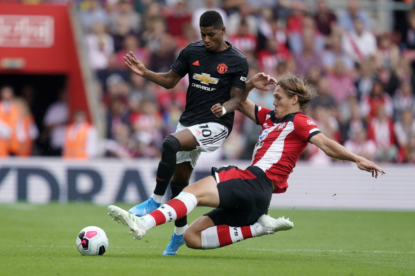 Mecz Southampton FC - Manchester United /Olivier Will /AFP