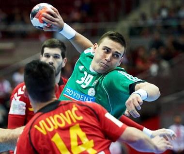 Mecz Węgry - Czarnogóra 32-27 na ME piłkarzy ręcznych