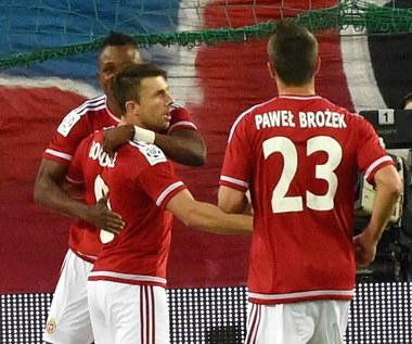 Mecz Wisła Kraków - Lech Poznań 2-0 w 3. kolejce Ekstraklasy