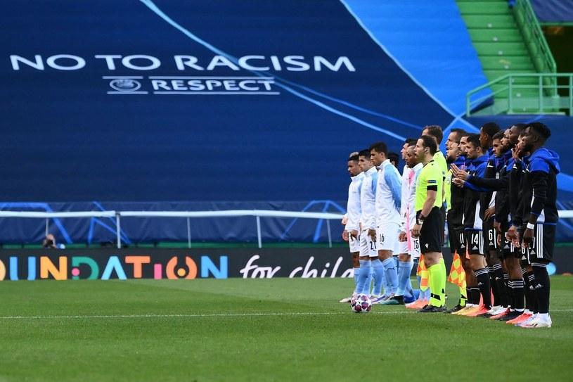 Mecze Ligi Mistrzów odbywają się bez udziału publiczności /AFP