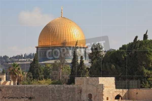 Meczet Al-Aksa w Jerozolimie, zdj. ilustracyjne /123RF/PICSEL