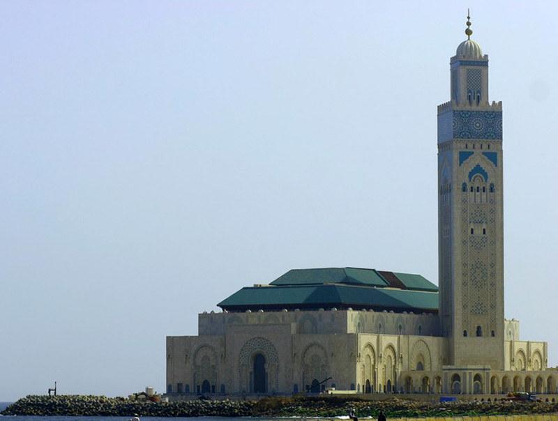 Meczet Hassana II  /East News