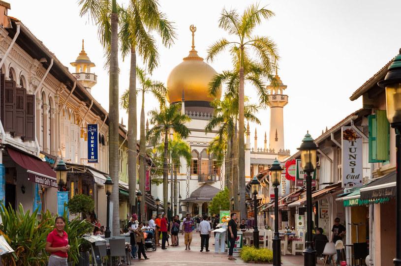 Meczet Sułtana w Singapurze /123RF/PICSEL