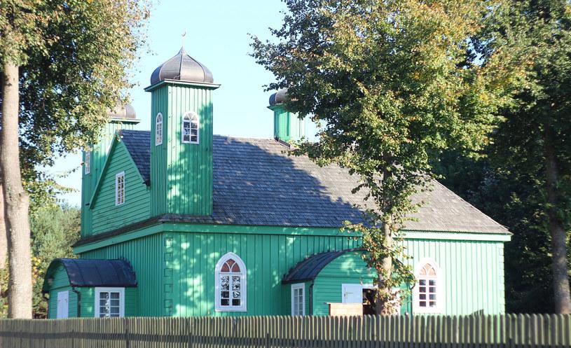 Meczet w Kruszynianach /123RF/PICSEL