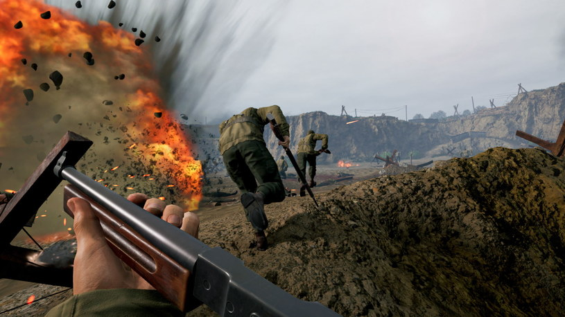 Medal of Honor: Above and Beyond /materiały prasowe