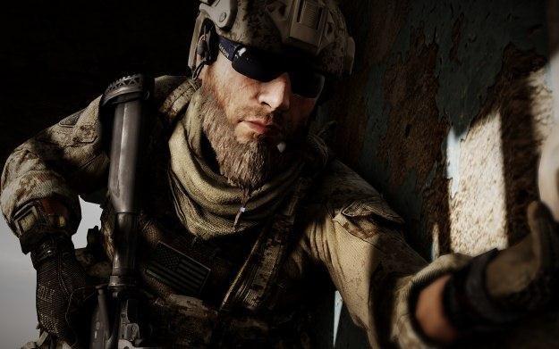 Medal of Honor: Warfighter - motyw graficzny /Informacja prasowa