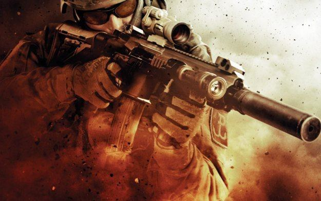 Medal of Honor: Warfighter - motyw graficzny /