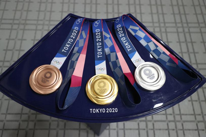 Medale igrzysk w Tokio /Kevin C. Cox /Getty Images