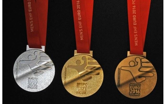 Medale ME 2016 w piłce ręcznej (fot. ZPRP) /INTERIA.PL