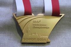 Medale na sopockie mistrzostwa lekkoatletyczne