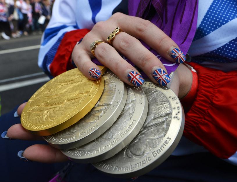 Medale olimpijskie z 2012 roku /Getty Images