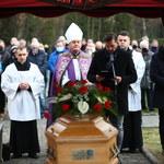 Medalista piłkarskich mistrzostw świata Adam Musiał spoczął na cmentarzu w Krakowie