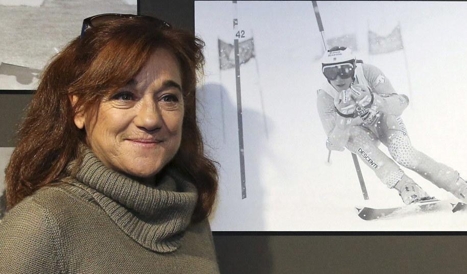 Medalistka olimpijska Blanca Fernandez Ochoa nie żyje /Ballesteros    /PAP/EPA