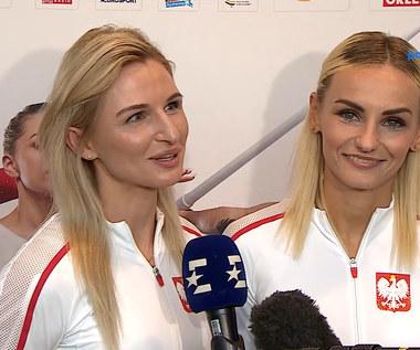 Medalistki w sztafecie 4x400: Cieszymy się wakacjami. WIDEO (Polsat Sport)