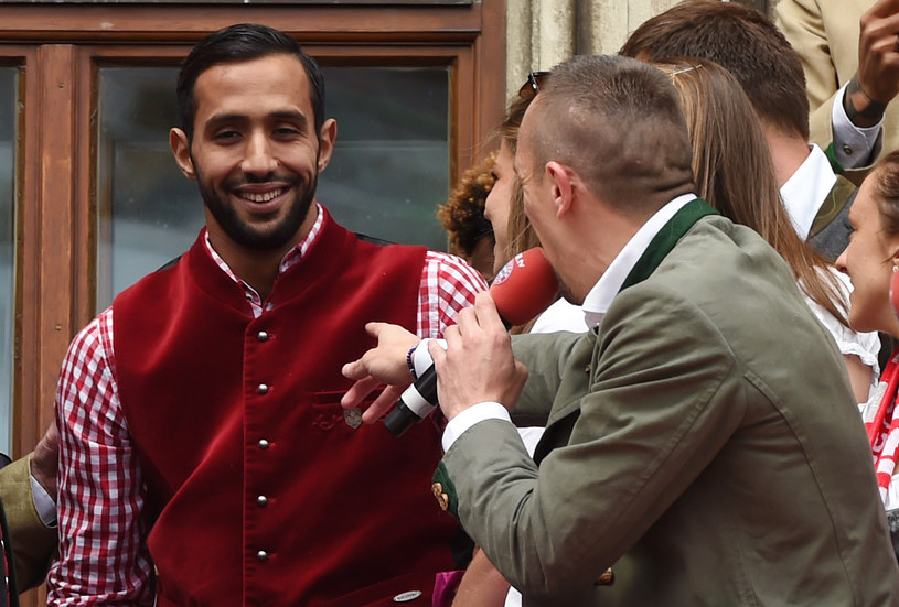 Medhi Benatia już wkrótce ma zamienić Bawarię na Piemont /AFP
