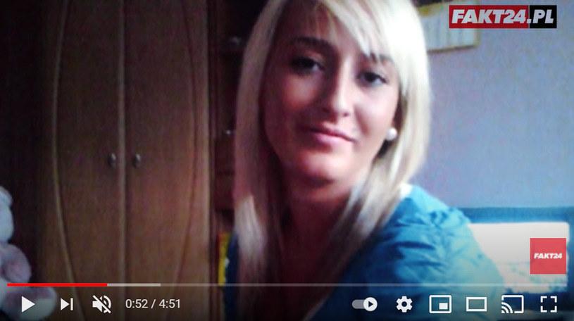 Media co jakiś czas wracają do sprawy zaginięcia Iwony Wieczorek /YouTube.com /