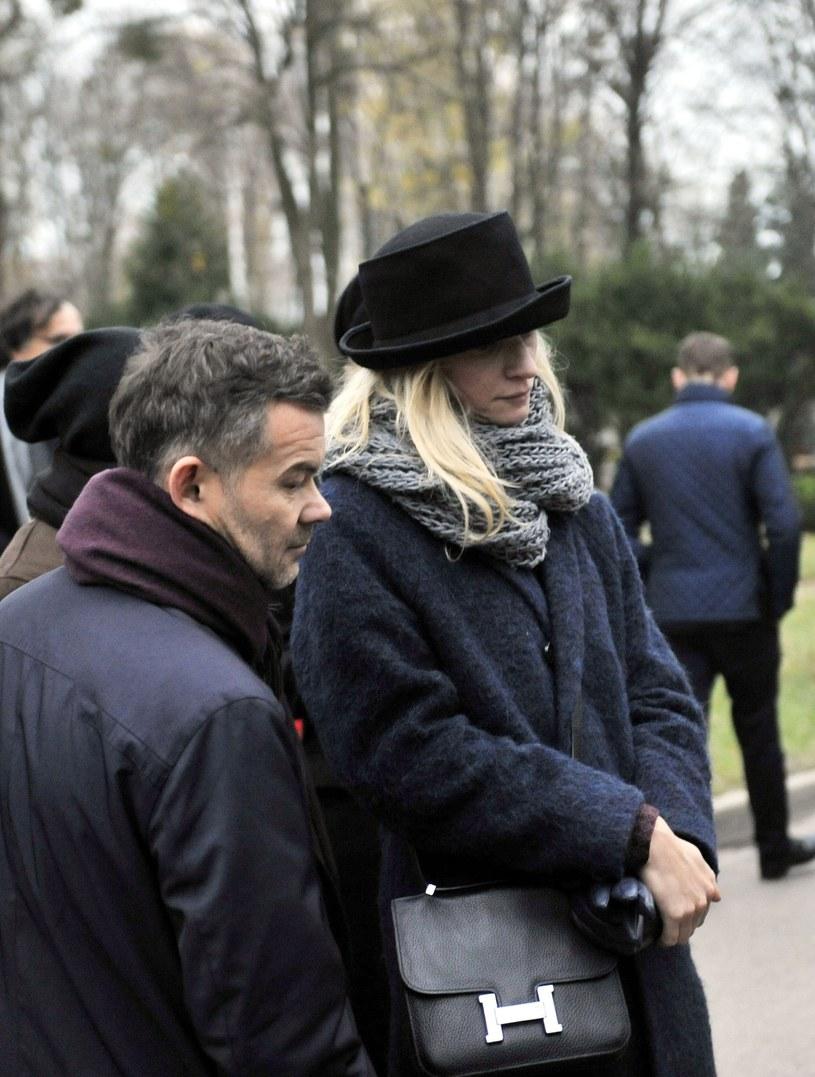 Media donoszą, że Jacek Braciak i Agata Buzek mają się ku sobie /East News