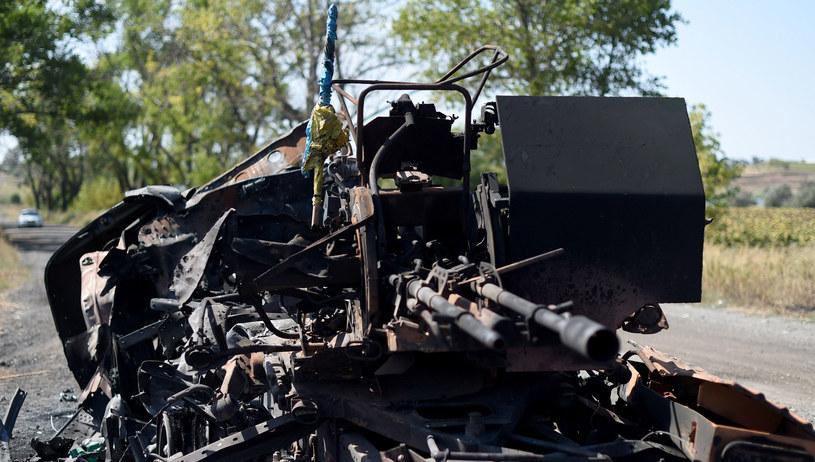 Media donoszą, że w Iłowajsku mogły zginąć setki ludzi. /AFP