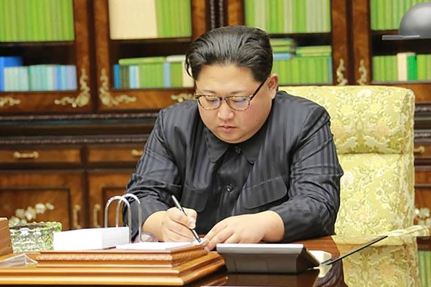 Media: Kim Dzong Un udał się w swoją pierwszą zagraniczną podróż