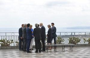 Media o G7: 6:1 w sprawie klimatu