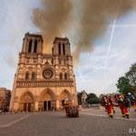 Media przypominają o pożarach i atakach na świątynie we Francji