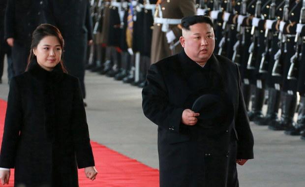 Media: Przywódca Korei Północnej Kim Dzong Un opuścił Pekin