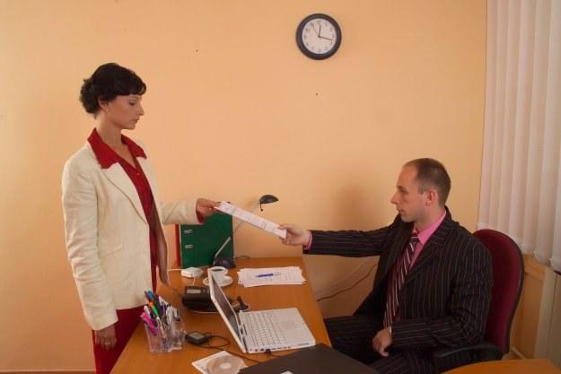 Mediana płac kierowników działów personalnych wyniosła 5400 PLN /© Bauer
