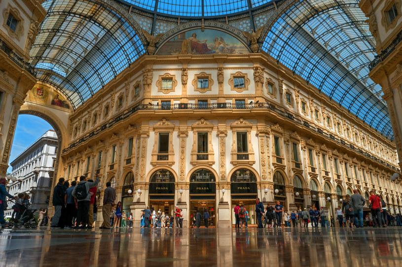 Mediolan: Galeria Vittorio Emanuele II /Oleg Proskurin /123RF/PICSEL