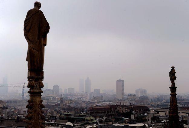 Mediolan to miasto ludzi samotnych /AFP
