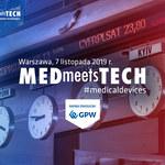 MEDmeetsTECH już 7 listopada w Warszawie