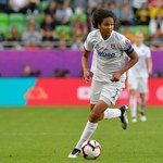 Medyk Konin - Olympique Lyon 0-5 w meczu towarzyskim