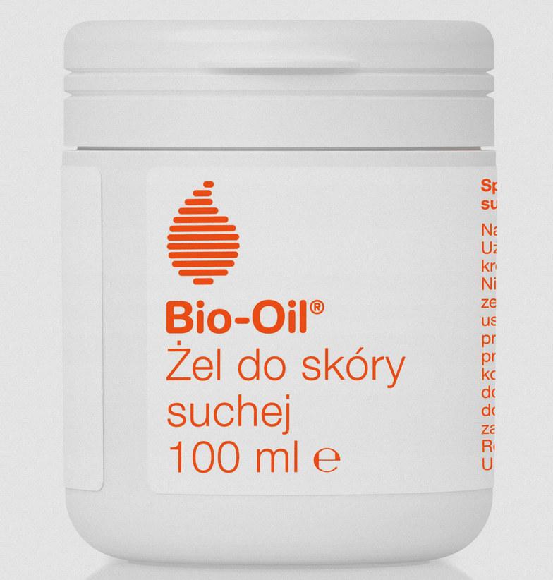 Medykom w pielęgnacji pomoże Żel do skóry suchej Bio-Oil /materiały prasowe