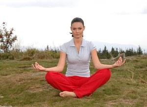 Medytacja obniża ciśnienie