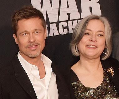 Meg Tilly: Wróciła po latach, by zostać żoną Brada Pitta