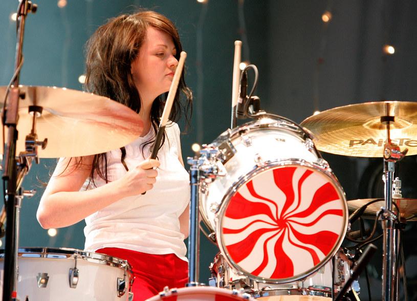Meg White była uznawana za jedną z najlepszych perkusistek na świecie /Jean Baptiste Lacroix/WireImage /Getty Images