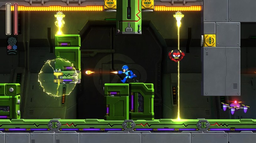 Mega Man 11 /materiały prasowe
